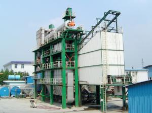 China 198KW Total Pwer Asphalt Recycling Plant Programmable Logic Controller on sale