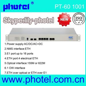 China Dual power supply 16E1 SDH terminal multiplexer on sale