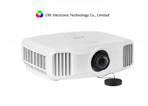 China Android 5.1 3LCD LED Projector Support 4K Input , High Definition Video Projectors on sale