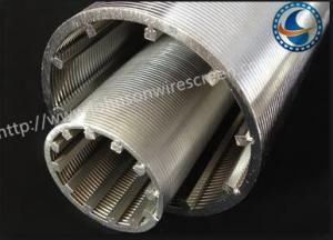 China Hydraulic Efficiency Stainless Steel Well Pipe Tube Abrasion Resistant on sale