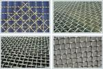 China Hot Galvanized Stainless Steel Crimped Wire Mesh For Industry , 6mm Aperture wholesale