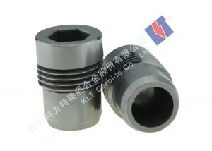 China Tungsten Carbide Inner Hexagon Threaded Nozzle / Drill Bit Nozzle Iso9001 Approval on sale