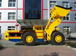 China 4CBM Underground Mining Machines Output 186kw 2000rpm Transmission DANA36000 on sale