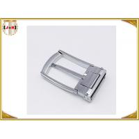 China Custom Design Metal Belt Buckles For Men / Women  Zinc Alloy Material on sale