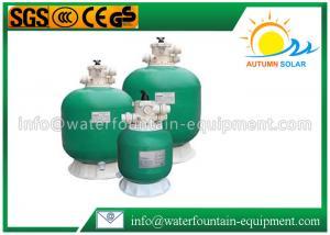 China Heavy Duty Swimming Pool Water Filter Fiberglass Pool Filter Anti Corrosion on sale