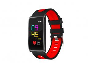 China smart bracelet with Use time 5-7 days and gravity sensor and synchronize data to APK/APP on sale