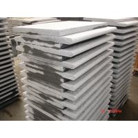 China Chinese G654 Bullnose flamed Granite Tiles on sale