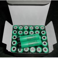 factory price rechageable 3.7v 18650 battery for panasonic NCR18650A 3100mah.FOB price