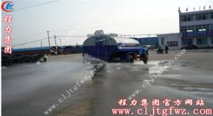 China Dongfeng Dragon brand 20CBM Water Truck on sale