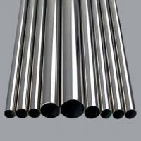 China Custom GR2 Titanium Tube Corrosion Resistance For Bicycles ASTM B861 on sale