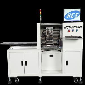 China HCT-E20000 High Quality Smd Led Mounting Machinery,Mounting Machine Led,Smd Mounted Machine on sale