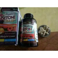 China FDA Herbal Weight Loss Pills , Natural Raspberry Ketone Lean Slimming Capsules on sale