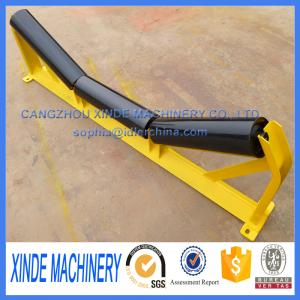 China Steel Carrier Roller used as Belt Conveyor Components on sale