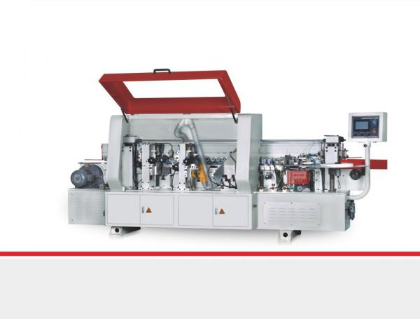 High Feed Speed Wood Edge Banding Machine 8 5kw Motor Power