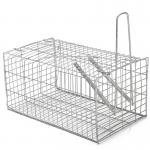 Easily Assembled  Animal Cage Gabion Basket Mesh High Tensile Strength