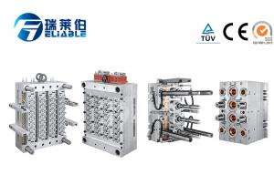 China Electroplate Plastic Preform Mould Different Size High Pressure Operated on sale