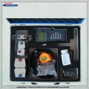China portable handheld ultrasonic flow meter on sale