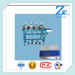 China C011 Multi-speed digital equal strain control Quadruple direct shear apparatus on sale