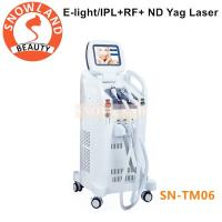 3 IN1 Hair Removal Machine nd yag Laser Tattoo Removal Machine Factory Price