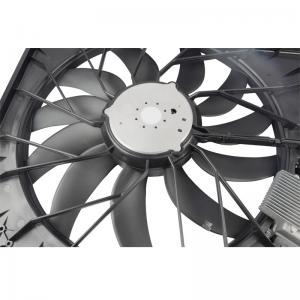 China A2205000293 Car Cooling Fan For Mercedes - Benz W220 850W / Auto Radiator Fan on sale