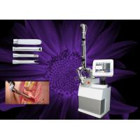 60W USA RF tube micro fractional co2 laser resurfacing for acne scars , stretch marks removal