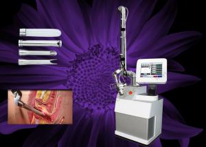 China Fractional co2 laser equipment With RF Metal Tube scar removal machine on sale