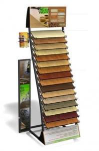 China Custom Retail Store, convenience store Display MDF / wood flooring Rack multi-shelves on sale