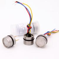 China High Precision I2c Differential Pressure Sensor Isolated  Structure For Multiple Media on sale