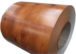 China AISI  ASTM JIS Wood Grain PPGI Coil Sheet Prepainted Galvanized Steel Coil PPGI on sale