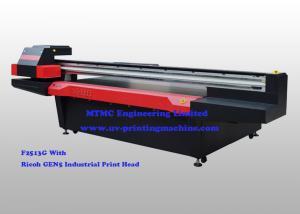 China Máquina de impressão digital de vidro da cabeça de cópia do Ricoh GEN5 para paredes e decoração de separação de vidro on sale