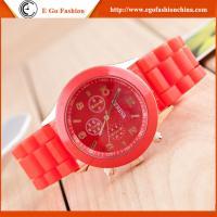 Geneva Silicone Watch Silicon Watches Unisex Watch Jelly Watch Kids Watch Boys Girls Watch