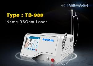 China 980nm Medical Diode Laser Spider Vein Vascular Removal Machine 10w 15w 30w on sale