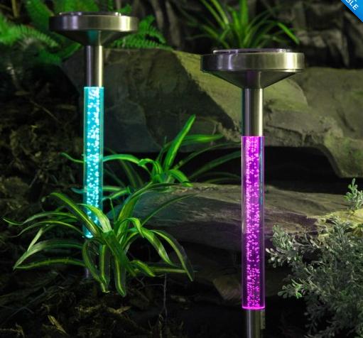Lumière de scintillement solaire de tube de bulle pour la ...