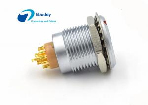 China 19pin Compatible Lemo B Series Connector EGG.2B.319.CLL Socket Low Frequency on sale