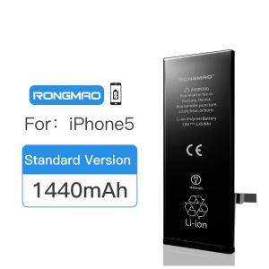 China Lithium Ion Apple 5 Iphone Battery Replacement 1440mAh 3.82V 12 Months Warranty on sale