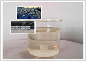 China Plasticizer DOP Dioctyl Phthalate Plastic Raw Material Good Softness 99% purity on sale