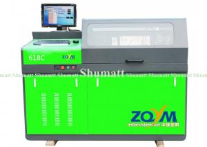 China Industrial Diesel Fuel Injection Pump Test Bench / Test Booth For All Injectors And Pumps on sale