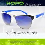2014 la moda UV400 polarizó las GAFAS DE SOL calientes FIS510 de ColTitanium de la venta del nuevo diseño promocional