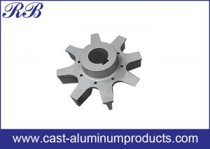 China OEM Open Impeller Aluminum Alloy Gravity / Die Casting process Water Pump Impeller on sale