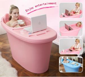 Quality Low Price Food Grade Plastic Tub PP Material Adult Bathtub Portable  Hot Tub For Sale ...