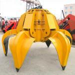 Factory Garbage Crane / Bridge Double Hoist Overhead Crane 30m Max Lifting
