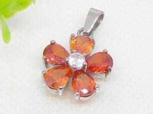China semi precious stone pendant 1240022 on sale