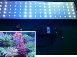 China 240w Reef Aquarium Led Light Edison Aluminum Coral Aquarium Light on sale