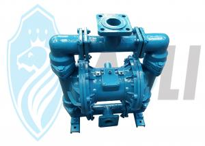 China Air Operated Pneumatic Diaphragm Pump , Double Diaphragm Pump Simple Structure on sale