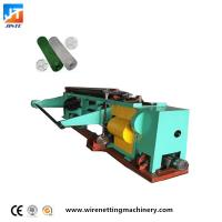 China Straight and Reverse Double Twisted Hexagonal Wire Mesh Netting Machine on sale
