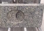 Pre Cut Granite Natural Stone Countertops,Granite Bath Vanity Tops Easy Clean