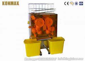 China Orange Juice Machine Table Top With Automatic Feeder Zumex Orange Juicer Machine For Juice Bars on sale