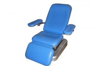 China Remote Control Hospital Hemodialysis Chairs 3 Section Adjustment Function on sale