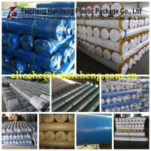 China plastic sheeting,woven poly tarps rolls on sale