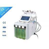 H2O2 Skin Deep Clean Portable Hydrafacial Machine RF Cold Hammer For Spa